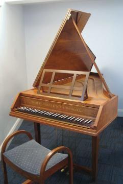Goble harpsichord