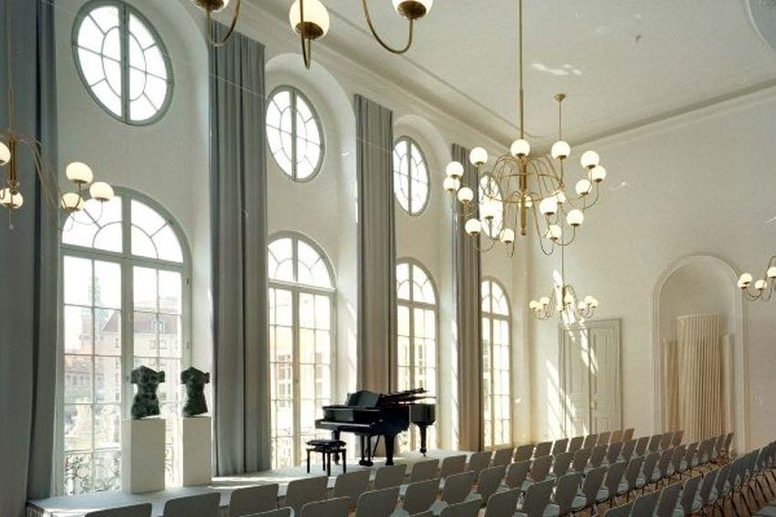 Piano salon Dresden