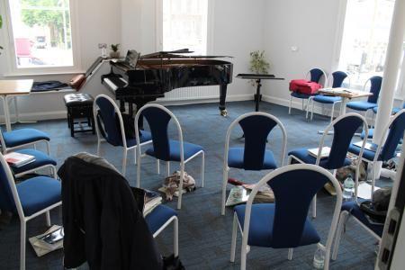 Masterclass at Peregrine's Pianos