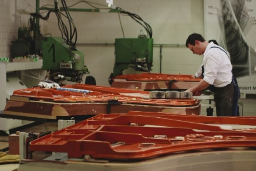 Schimmel factory 2