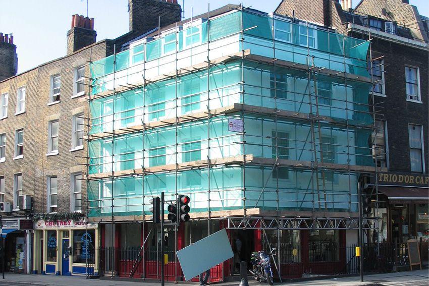 London's New Piano Shop