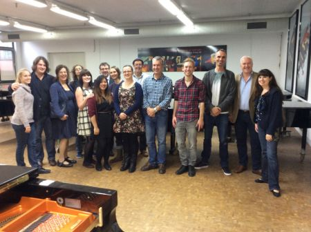 Schimmel factory visit 2014