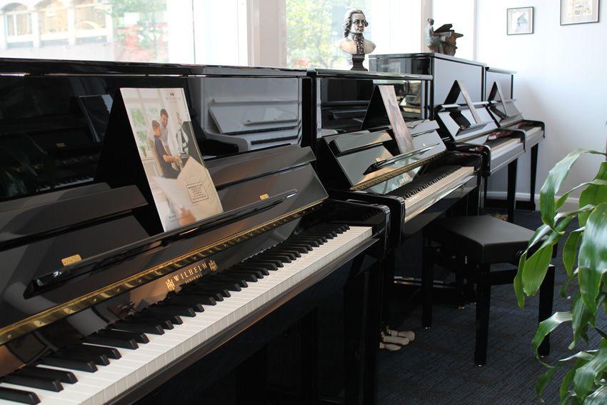 Schimmel Upright Pianos