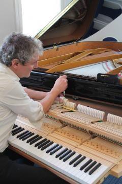 Piano technician