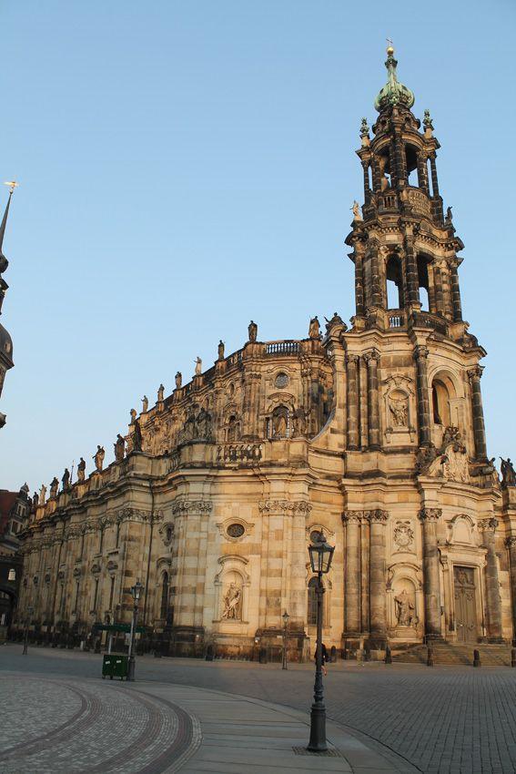 Hofkirche, Desden