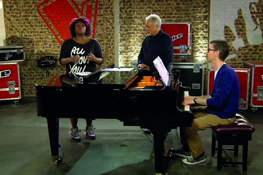 The Voice UK 2012 - BBC