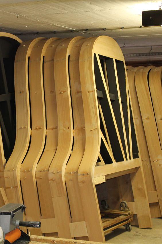 Piano frames